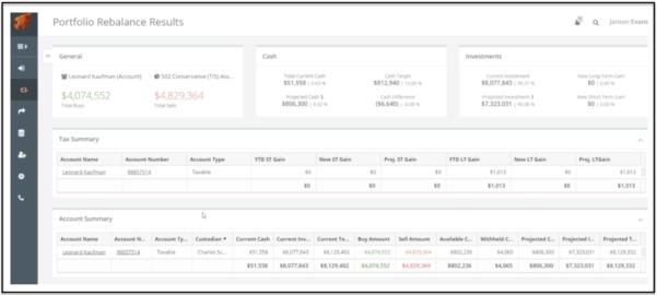 Portfolio Rebalancing Excel Spreadsheet Throughout Comparing The Best Portfolio Rebalancing Software Tools