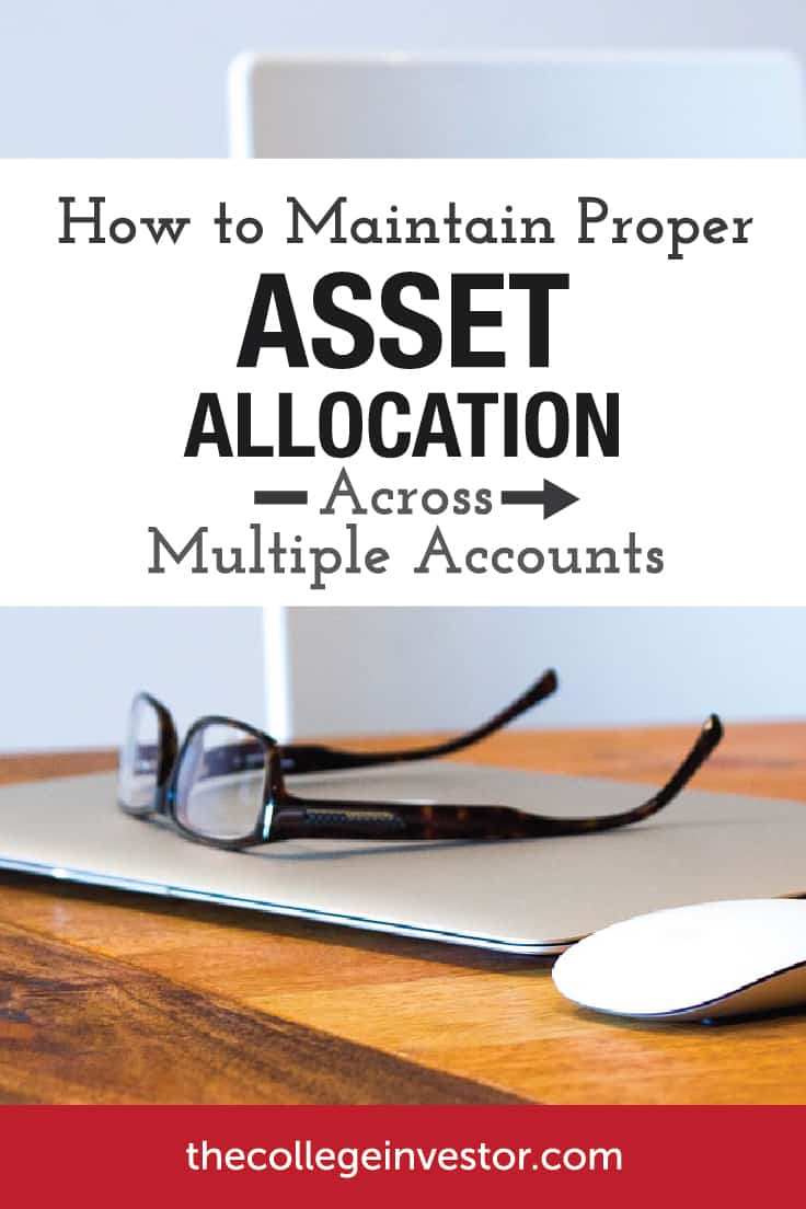 Portfolio Rebalancing Excel Spreadsheet With How To Maintain Proper Asset Allocation With Multiple Investing Accounts