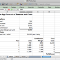 Pour Cost Spreadsheet Throughout Spreadsheets To Estimate Costs