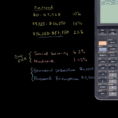 Practical Astronomy With Your Calculator Or Spreadsheet Within Calculating Federal Taxes And Take Home Pay Video  Khan Academy