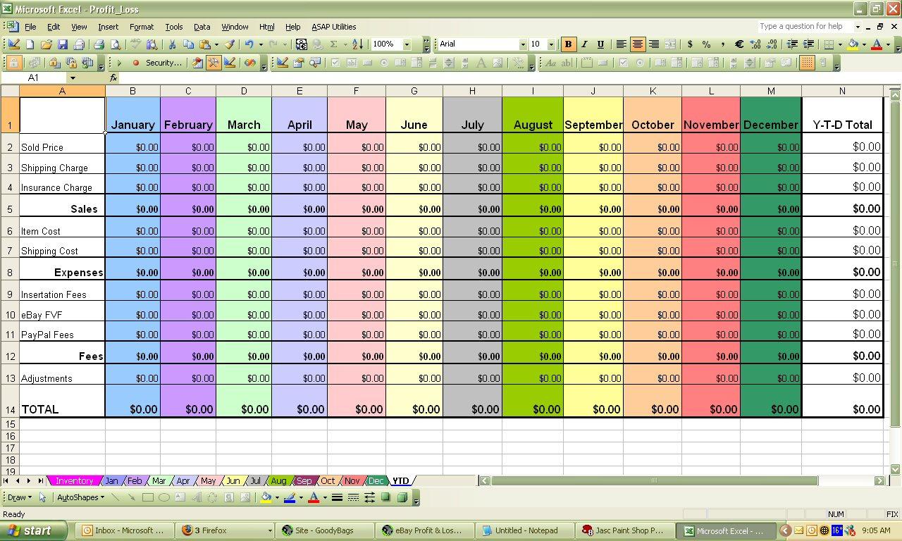 Practice Excel Spreadsheet Throughout Excel Spreadsheet To Practice Vlookup Exercises  Homebiz4U2Profit