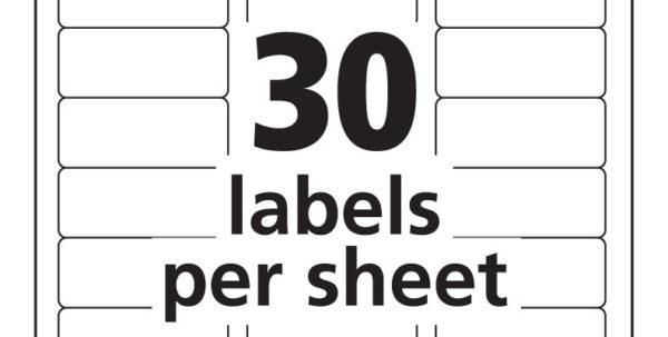 Printable 3 Column Spreadsheet In File Folder Labels Templates 30 Per Sheet Spreadsheet Template