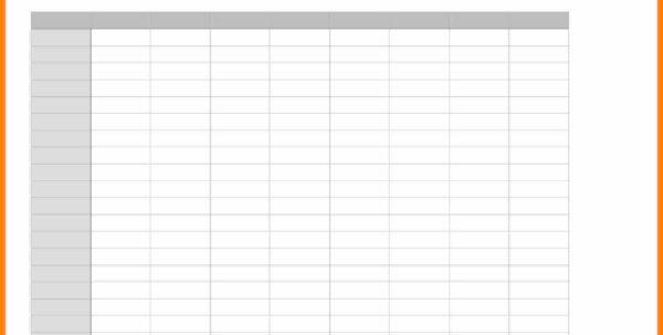 Printable Blank Excel Spreadsheet Templates Intended For 12  Free Printable Spreadsheets Template  Credit Spreadsheet