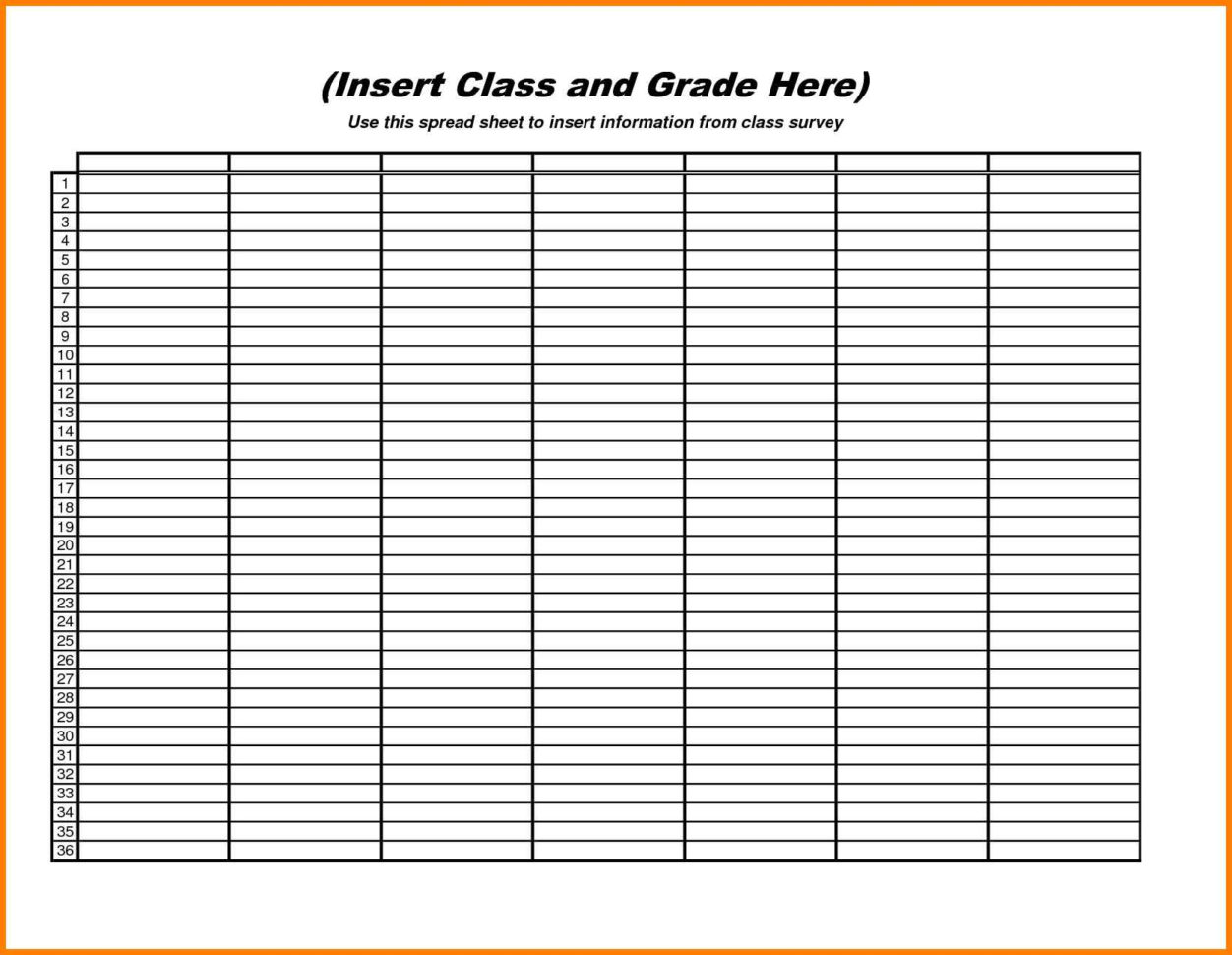 Printable Blank Excel Spreadsheet Templates With Regard To 10  Excel Spreadsheet Template Free  Gospel Connoisseur