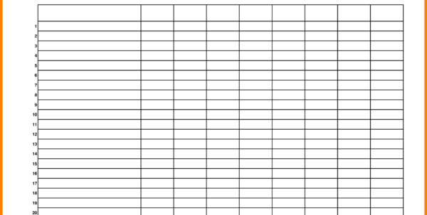 Printable Spreadsheet Paper In Expense Tracking Spreadsheet And Free Printable Sheet Paper Template