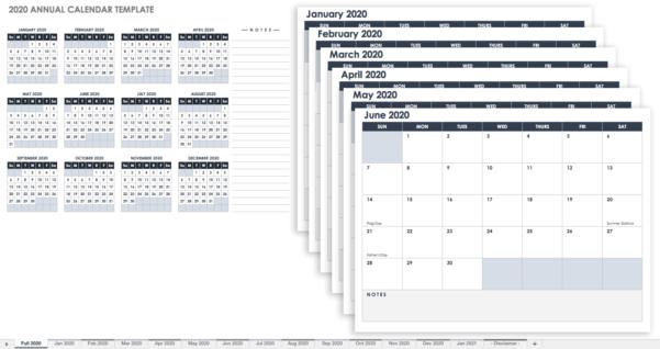 Printable Spreadsheets Made Easy Regarding Make A 2018 Calendar In Excel Includes Free Template