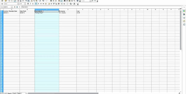 Probate Spreadsheet For Probate Spreadsheet Lovely Template Affidavit Fact – Nurul Amal