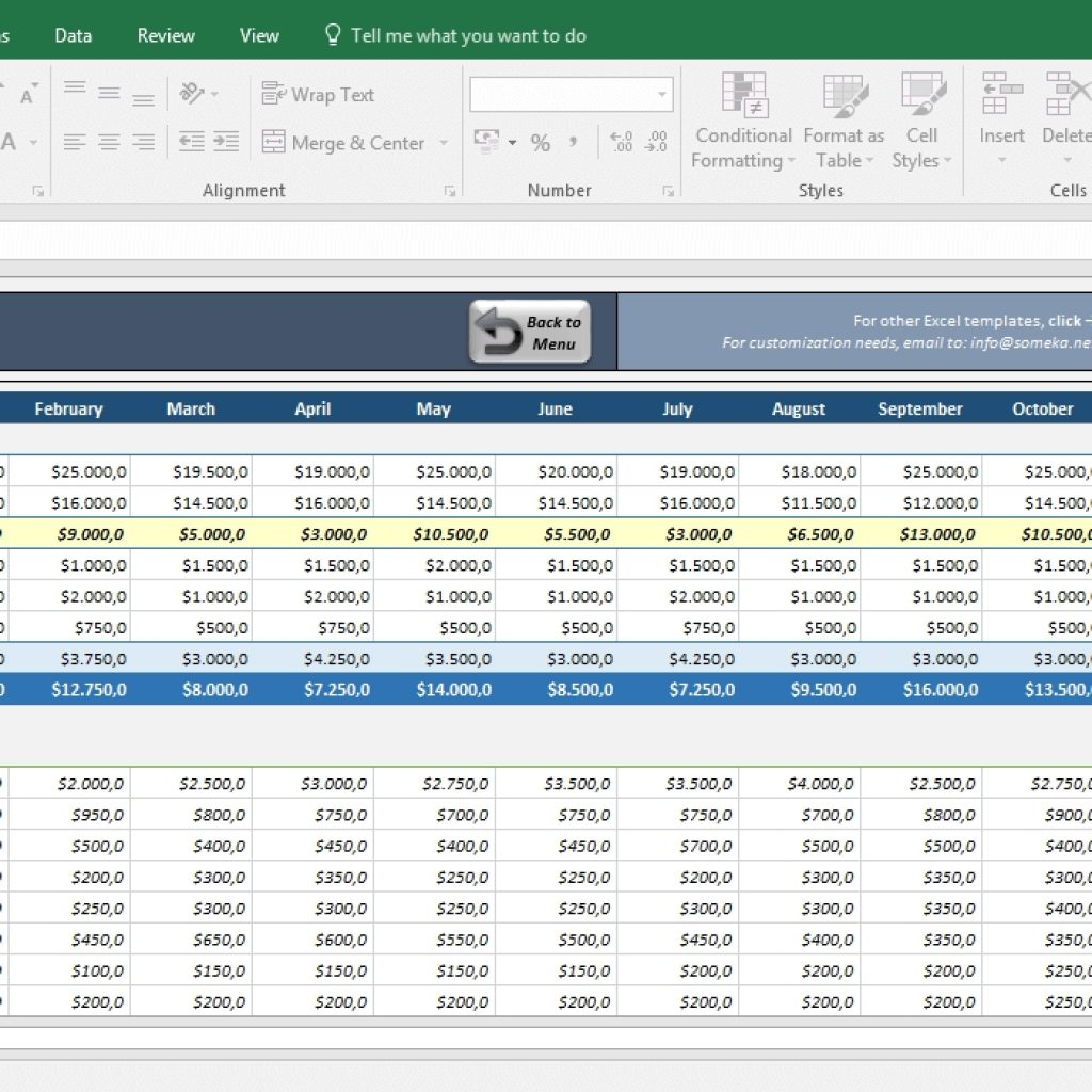 Profit And Loss Excel Spreadsheet Inside Profit And Loss Statement Template  Free Excel Spreadsheet