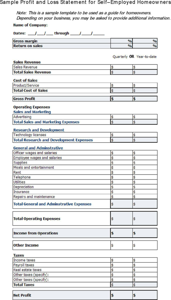 Profit Loss Spreadsheet Free Throughout Profit Loss Spreadsheet Free Excel And Reportplate Statement