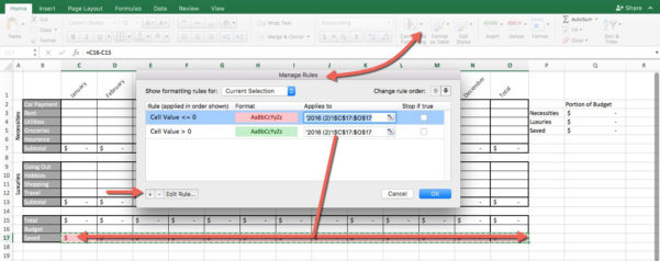 Profit Sharing Formula Spreadsheet Throughout How To Make A Spreadsheet In Excel, Word, And Google Sheets  Smartsheet