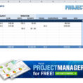 Progress Monitoring Excel Spreadsheet Within Guide To Excel Project Management  Projectmanager