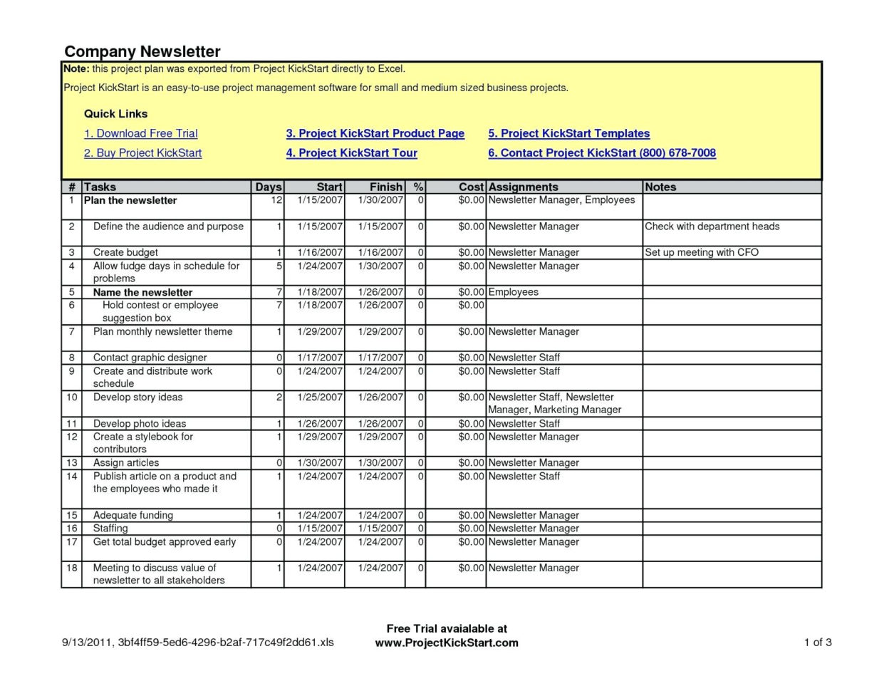 Project Budget Spreadsheet Intended For Project Management Budget Tracking Template Project Budget Plan
