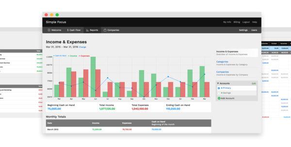 Project Cash Flow Spreadsheet Within Cash Flow Spreadsheet