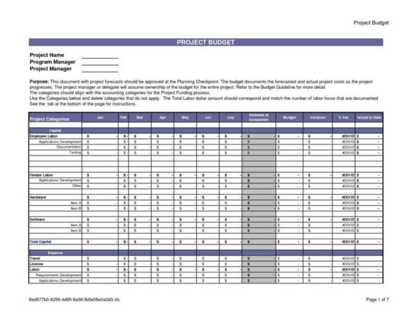 Project Cost Spreadsheet Within Sample Project Tracking Spreadsheet  Haisume Intended For Project