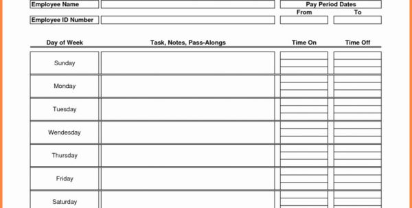 Project Task Tracking Spreadsheet With Daily Task Tracking Spreadsheet New Work Template Time Design Ideas