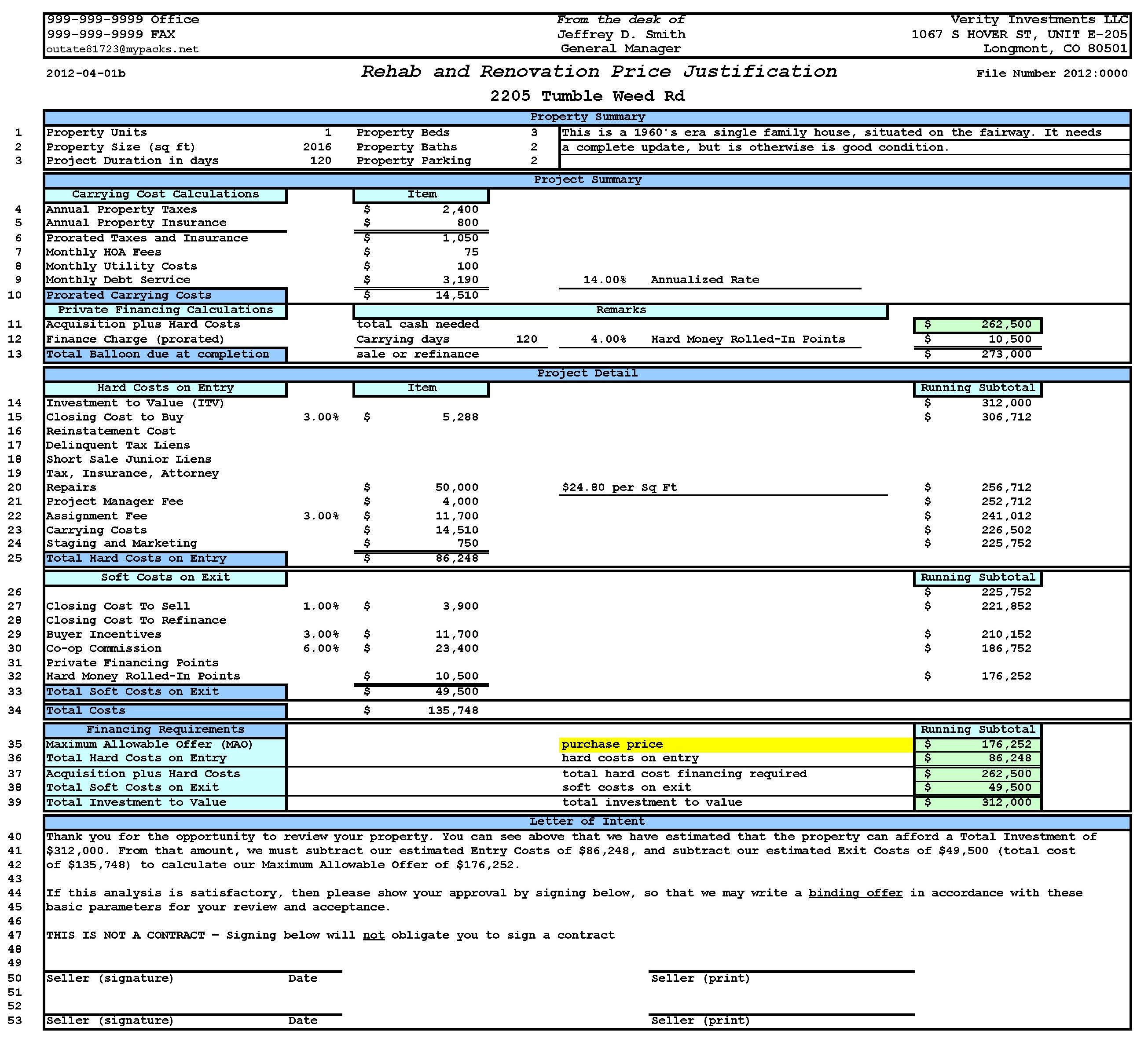 Property Analysis Spreadsheet Intended For Property Analysis Worksheet Short Form  Ultimate Bargains – Real