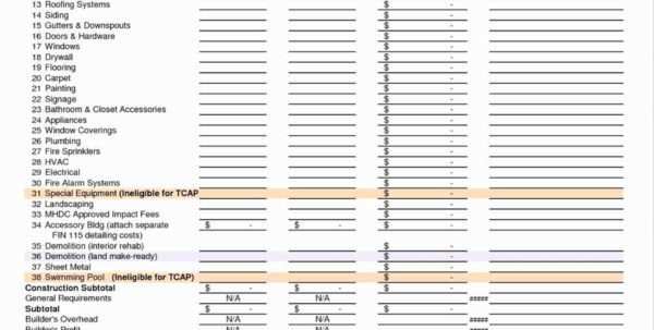 Property Development Appraisal Spreadsheet Intended For Small Business Accounting Spreadsheet Accounts Template Free Uk Best
