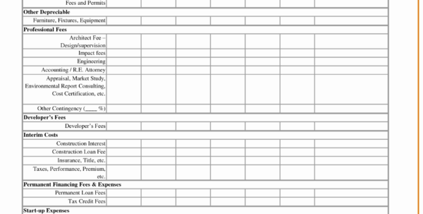 Property Development Spreadsheet Template Uk For Rental Property Expenses Spreadsheet Uk Income Expense Template