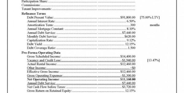 Property Evaluation Spreadsheet For Property Analysis Worksheet Short Form  Ultimate Bargains – Real