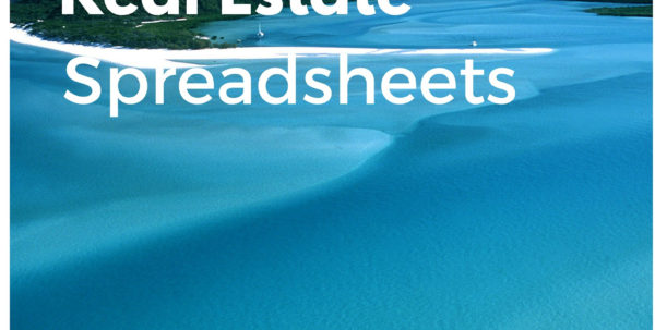 Property Evaluation Spreadsheet Inside 10 Free Real Estate Spreadsheets  Real Estate Finance