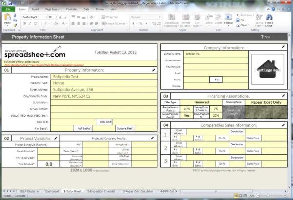 Property Evaluator Spreadsheet Pertaining To Property Evaluator Spreadsheet – Spreadsheet Collections