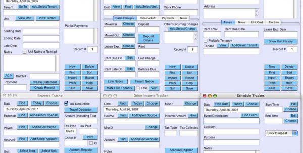 Property Management Excel Spreadsheet For Commercial Property Management Excel Spreadsheet Landlord Templates