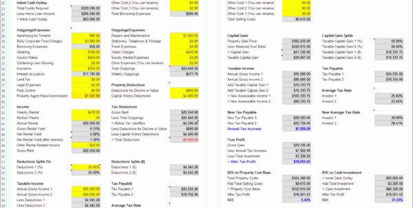 Property Management Spreadsheet Template Intended For Property Management Spreadsheet For 8 Property Management
