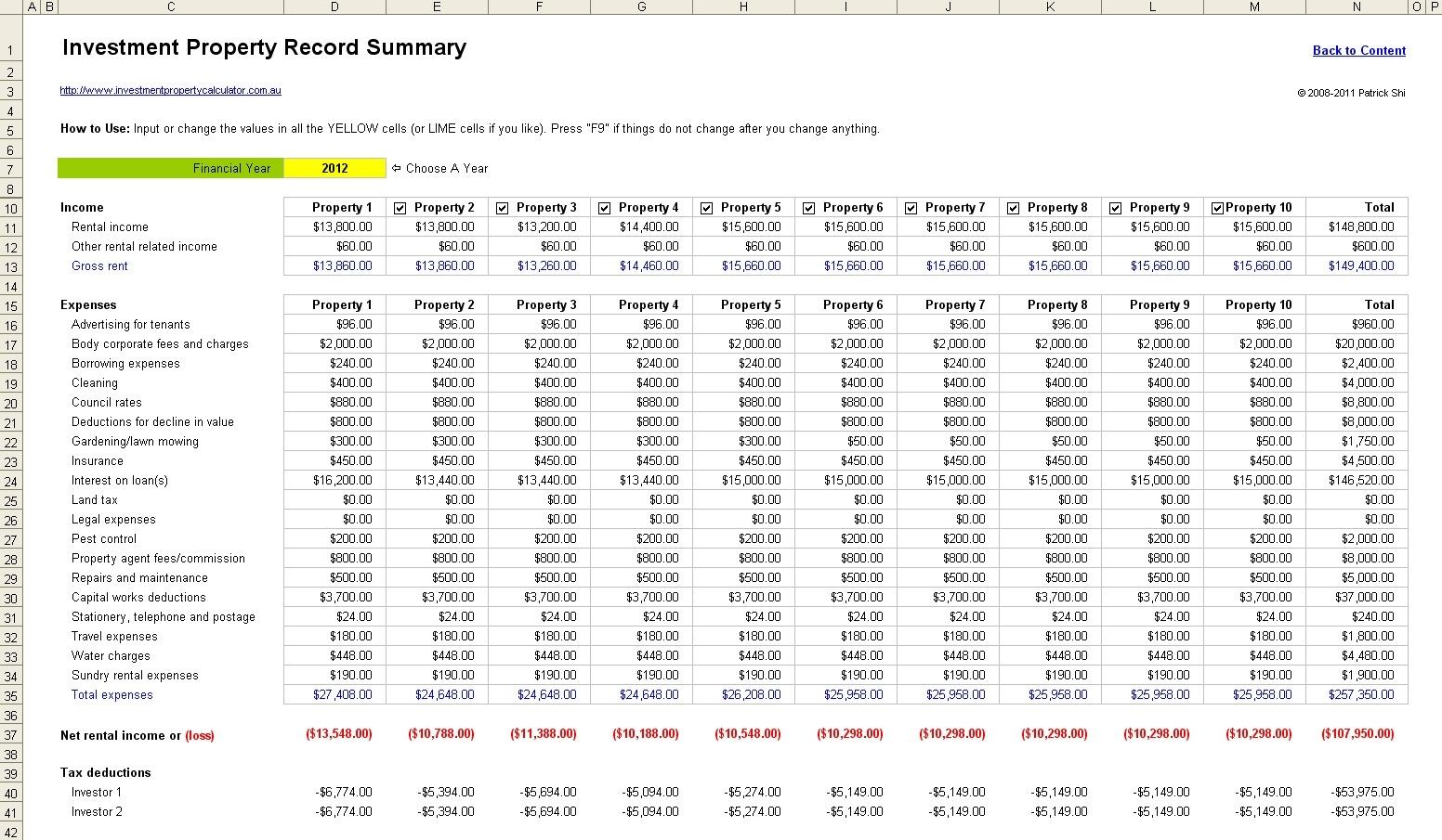 Property Management Spreadsheet Template Throughout Rental Property Management Spreadsheet Template Spreadsheet Softwar