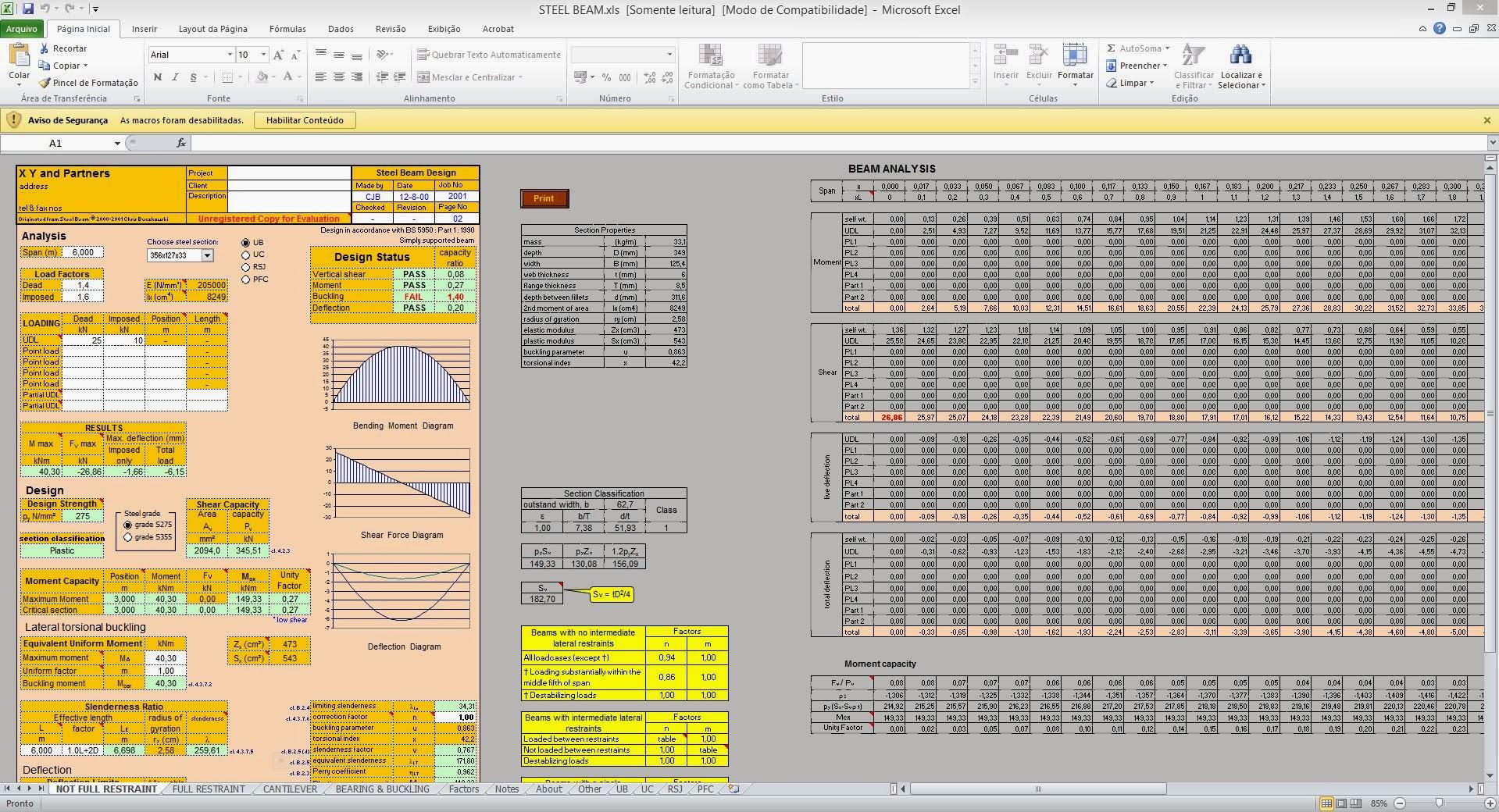 Psv Sizing Spreadsheet In Xlsexcelmais De 1.400 Projetos Prontos Para Excel Api Datasheets