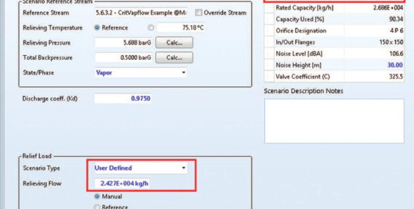 Psv Sizing Spreadsheet Regarding Relief Valve Sizing In Aspen Hysys V8.3  Pdf Psv Sizing Spreadsheet Google Spreadsheet