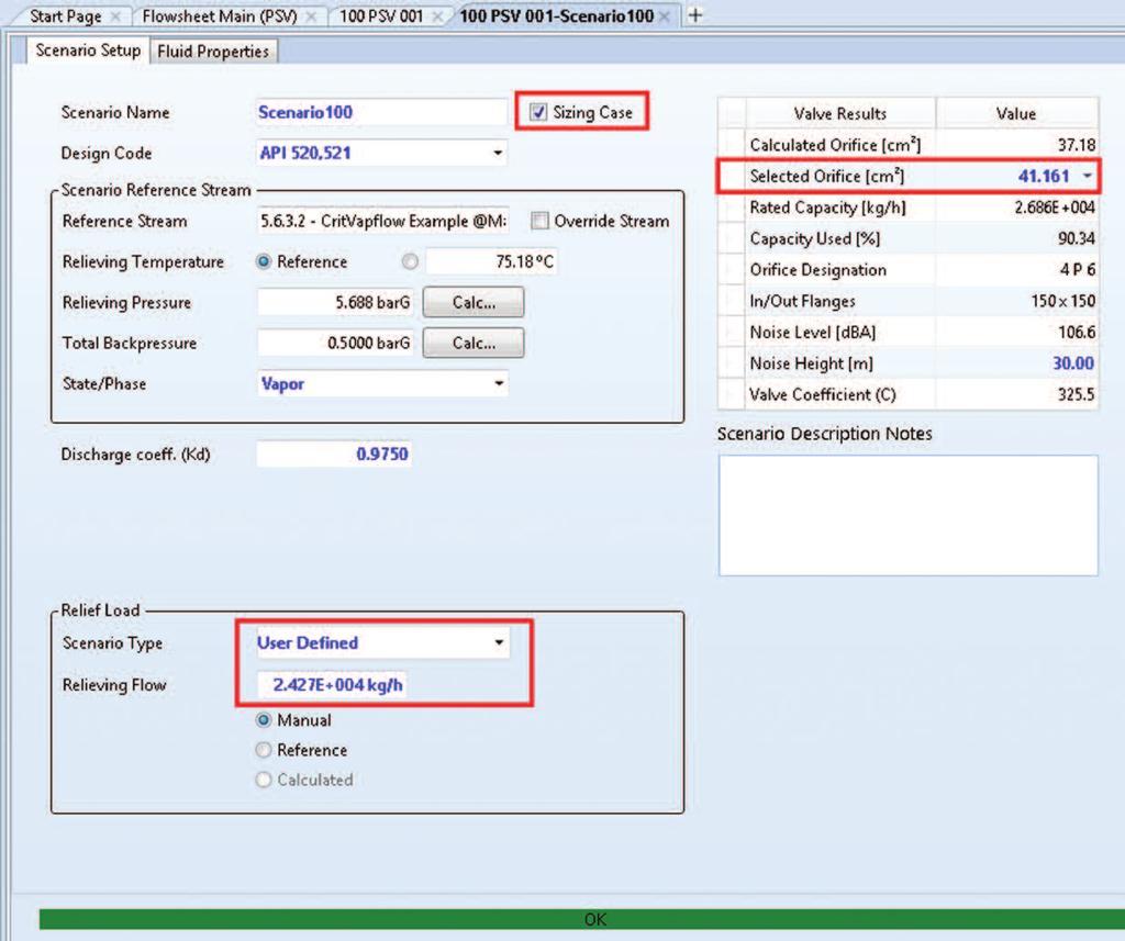 Psv Sizing Spreadsheet Regarding Relief Valve Sizing In Aspen Hysys V8.3  Pdf
