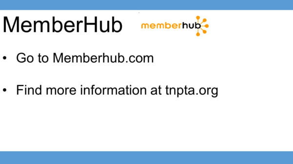Pta Accounts Spreadsheet For Memberhub  Tennessee Pta
