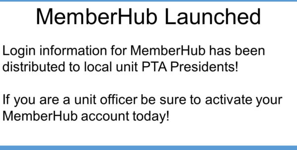 Pta Accounts Spreadsheet Intended For Memberhub  Tennessee Pta