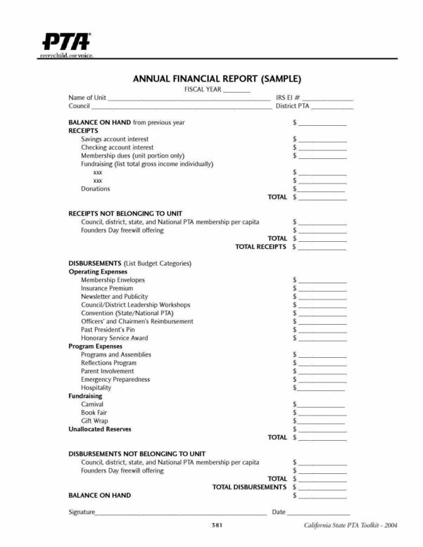 Pta Accounts Spreadsheet Pertaining To Accounting And Finance Personal Statements Examples With Financial