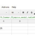 Pull Data From Website Into Google Spreadsheet In Web Scraping For Everybody: Using The Import Functions In Google