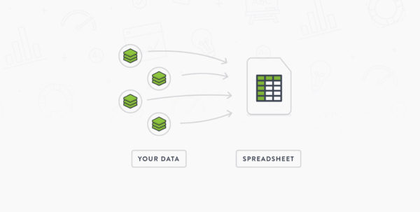 Pull Data From Website Into Google Spreadsheet Within 4 Ways To Automagically Get Your Data Into Spreadsheets  Geckoboard