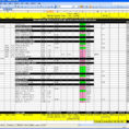 Punters Club Spreadsheet Template With January  2011  The Expat Punter