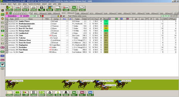 Punters Club Spreadsheet Template Within Horse Racing Australia  Professional Punters Blog  Where All Of
