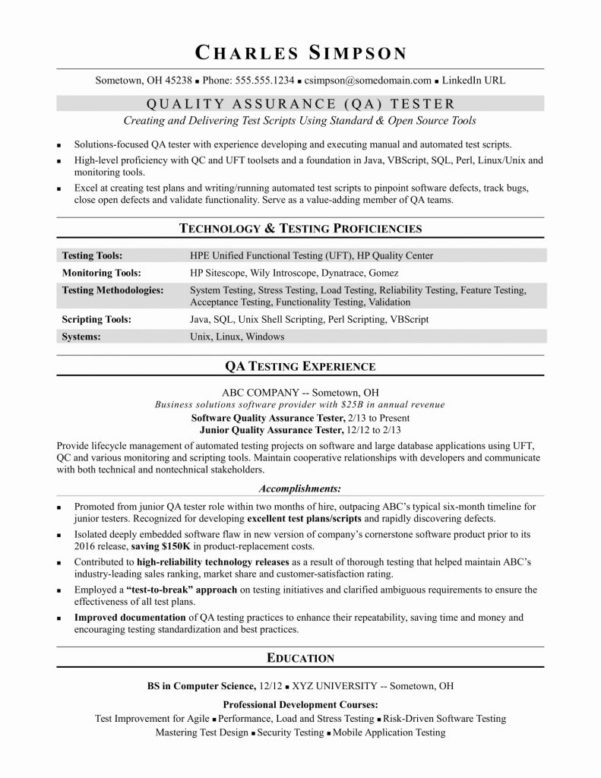 Quality Assurance Tracking Spreadsheet With Software Quality Assurance Report Template Spreadsheet