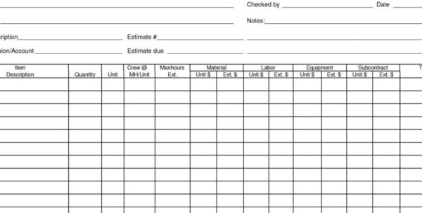 Quantity Surveyor Excel Spreadsheets With Taking Off Sheet Quantity Surveying Pdf And Construction Quantity