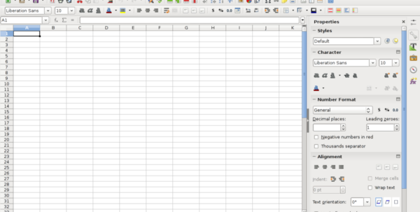 Quattro Pro Spreadsheet Pertaining To Libreoffice Calc  Wikipedia