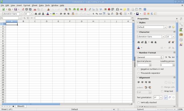 Quattro Pro Spreadsheet Pertaining To Libreoffice Calc  Wikipedia
