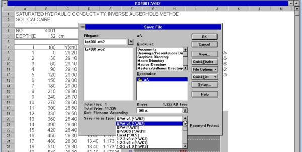 Quattro Spreadsheet With Regard To Opening Johan's Quattro Pro Files In Quattro Pro 6 For Win 3.11