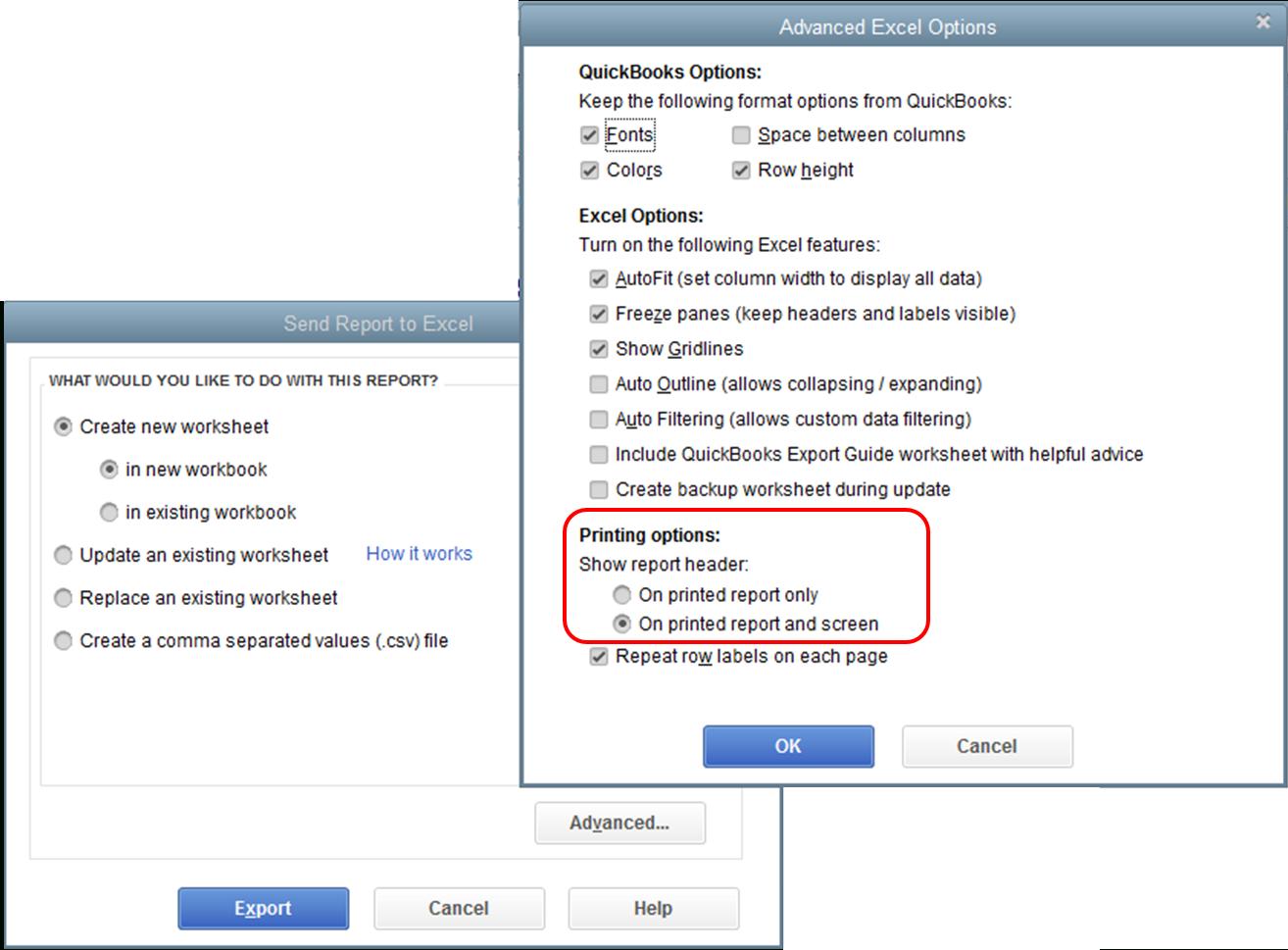 Quickbooks Spreadsheet In Import Or Export Ms Excel Files  Quickbooks Community