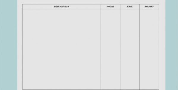 Quickbooks Spreadsheet In Quickbooks Online Invoice Templates Free Template Part 15
