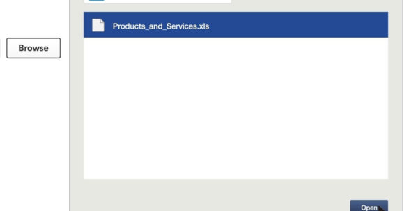 Quickbooks Spreadsheet Within Add Product Information In Quickbooks