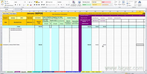 Quicken Spreadsheet For Cub Scout Financial Spreadsheets Maxresdefault Sheet How To Use