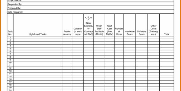 Quote Spreadsheet Throughout Simple Painting Estimate Template Commercial Quote Painter