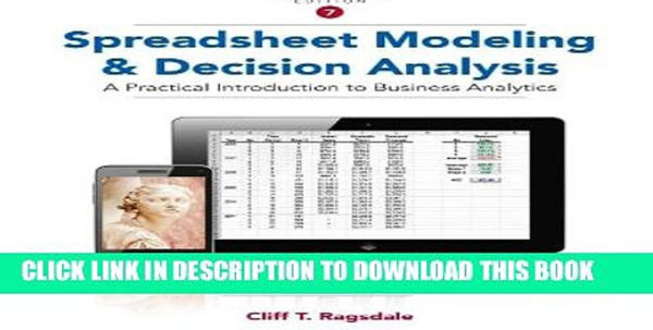 ragsdale spreadsheet modeling and decision analysis solutions manual ragsdale spreadsheet modeling and decision analysis ragsdale spreadsheet modeling and decision analysis solutions ragsdale spreadsheet modeling and decision analysis 8th edition ragsdale spreadsheet modeling and decision analysis pdf