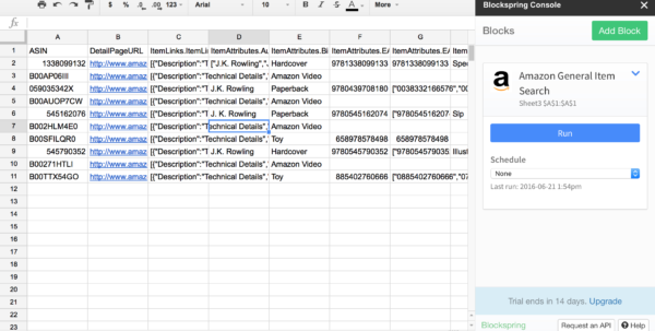 Reading List Spreadsheet Throughout 50 Google Sheets Addons To Supercharge Your Spreadsheets  The